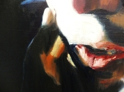 detail: mouth