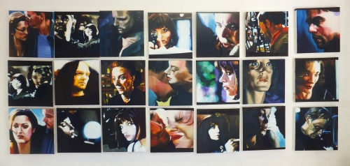 Studio Wall 9Aug14