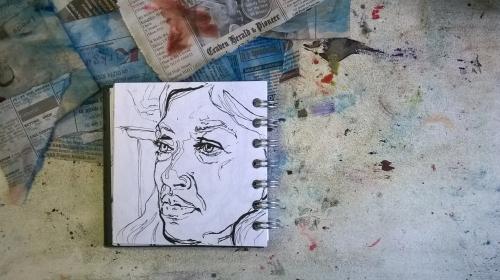 Rachel Daily Drawings